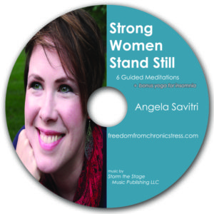 Strong Women Disc Art PROOF copy